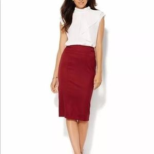 New York & Company 7th Avenue Pencil Skirt 2